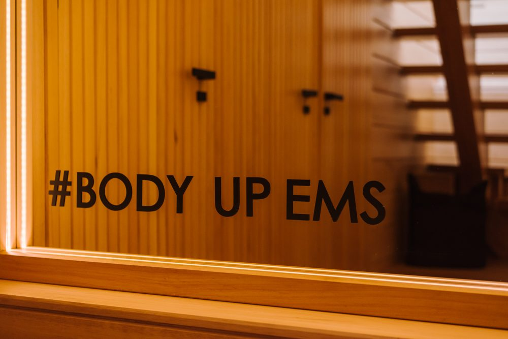 BODY UP EMS